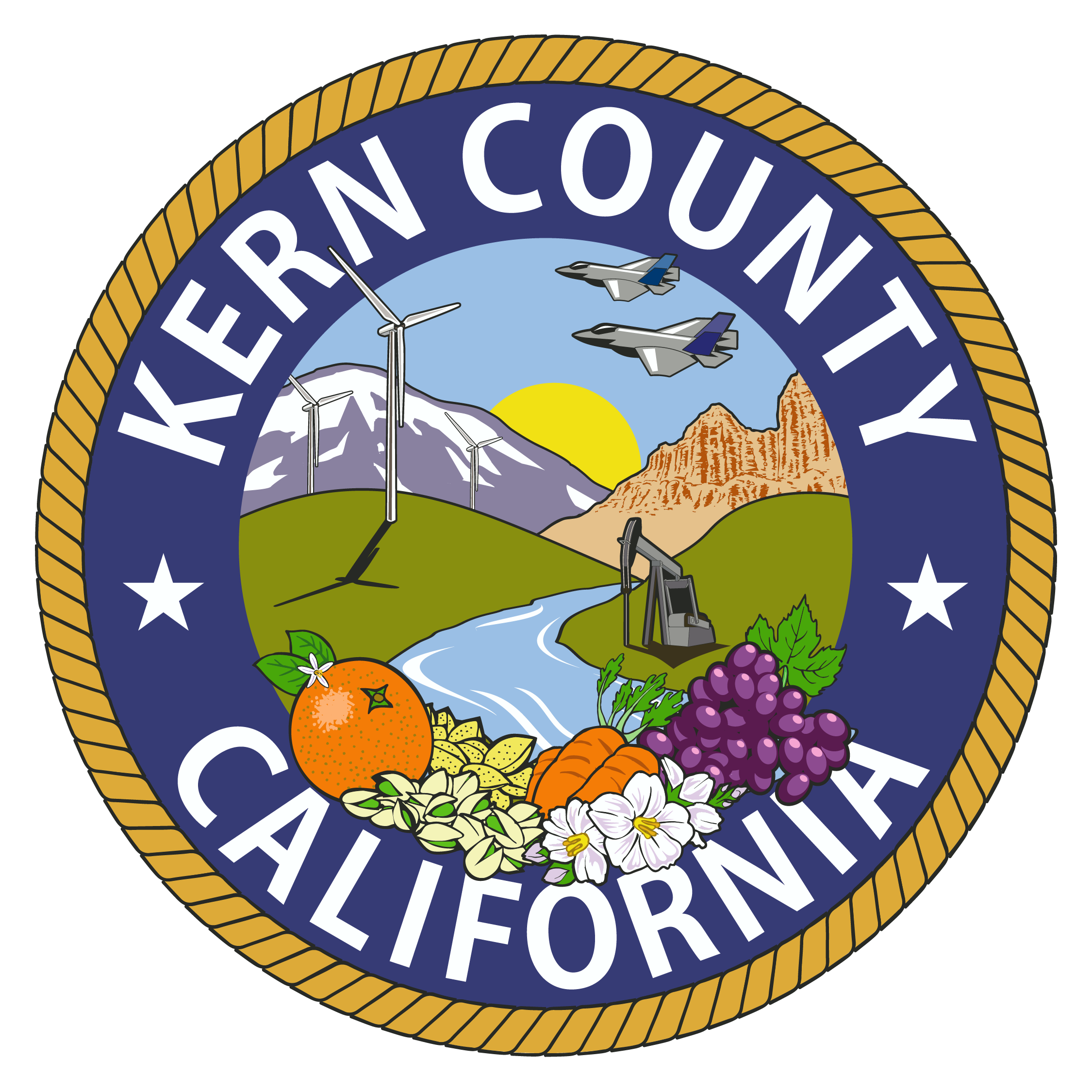 Kern County Seal